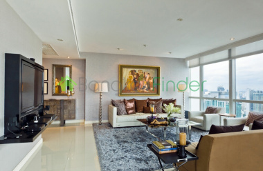 Ploenchit, Bangkok, Thailand, 4 Bedrooms Bedrooms, ,4 BathroomsBathrooms,Condo,Sold,Athenee Residence,5282